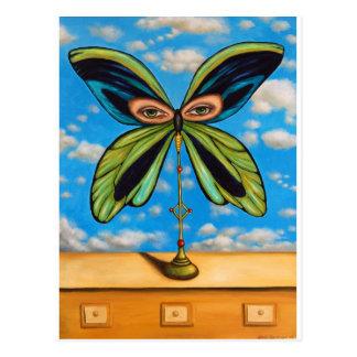 La mariposa más grande postales