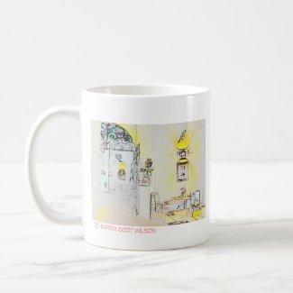 La Mariposa Mug mug