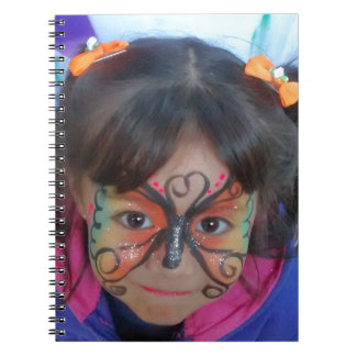 La Mariposa NIña Libro De Apuntes