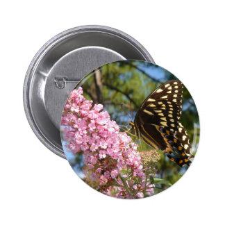 ¡La mariposa perfecta! Pin Redondo 5 Cm