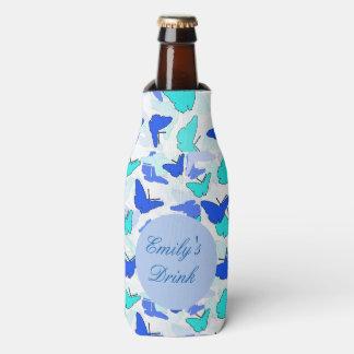 La mariposa personalizada puede o el refrigerador enfriador de botellas