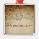 """La mariposa Shadowbox """"añade su"""" ornamento conocid Adorno De Navidad"""