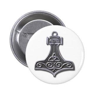 La Martillo-plata del Thor Pins