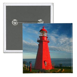 La Martre Lighthouse | Matane On The Gaspe Button