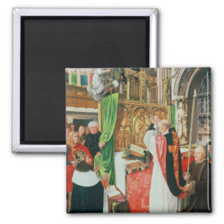 La masa de St Giles, c.1500 Iman De Nevera