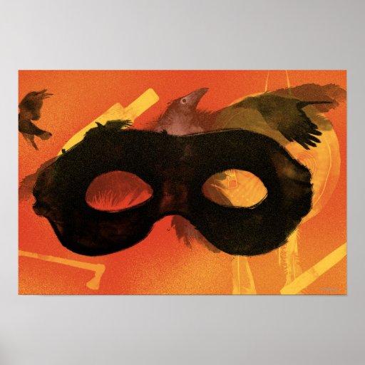 La máscara 2 del guardabosques solitario póster