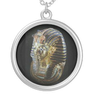 La máscara de oro de Tutankhamun Colgantes Personalizados