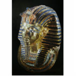 La máscara de oro de Tutankhamun Esculturas Fotograficas
