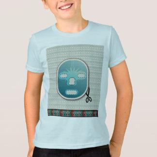 la mascara del LUCHADOR T-Shirt