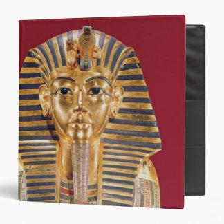 La máscara funeraria de Tutankhamun