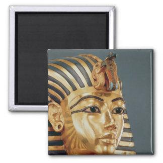 La máscara funeraria de Tutankhamun Imán De Nevera