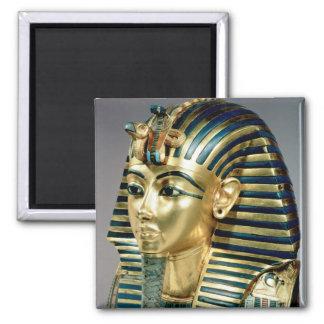 La máscara funeraria del oro, de la tumba de Tutan Imán Para Frigorífico