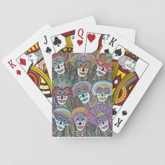 La Mascarada de los Muertos Playing Cards