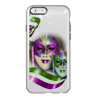 La mascarada enmascara a chicas que el verde funda para iPhone 6 plus incipio feather shine