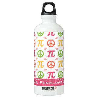 La matemáticas BPA del amor pi de la paz libera