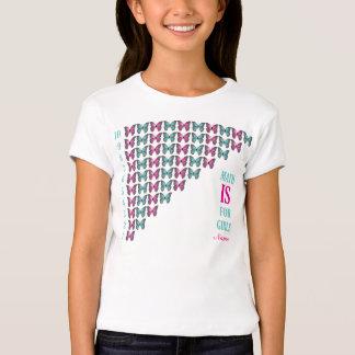 La matemáticas personalizada está para los chicas, playeras