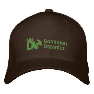 La materia orgánica del dominio cupo el gorra gorra de beisbol bordada
