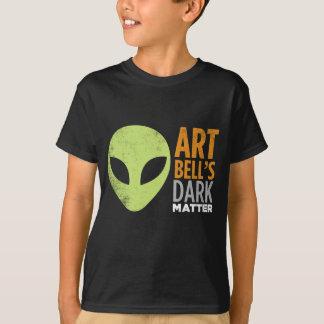 La materia oscura de Bell del arte (cabeza Playera