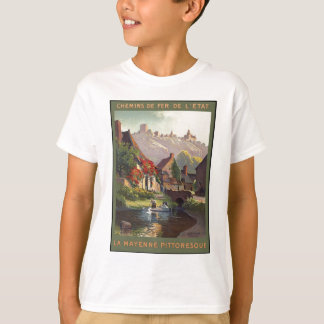 La Mayenne pittoresque T-Shirt