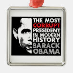 La mayoría corrompen al presidente ornamento de reyes magos