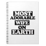 La mayoría de la esposa adorable