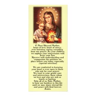 La mayoría de la madre bendecida Maria Tarjetas Publicitarias Personalizadas