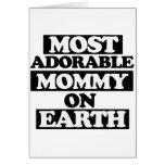 La mayoría de la mamá adorable
