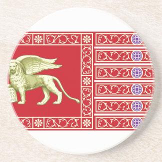 La mayoría de la República serena de Venecia, Ital Posavasos Diseño