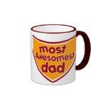 La mayoría de la taza de café del papá de Awesomes
