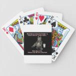 La mayoría del gato interesante #1.jpg baraja cartas de poker