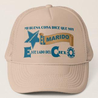 La Mayoria Del Marido Favorecido© Castillo Trucker Hat