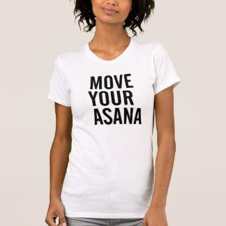 La mayoría del su Asana, camiseta divertida de la Polera