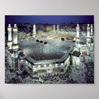 La Meca Poster
