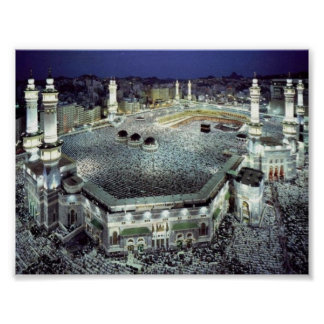 La Meca Póster