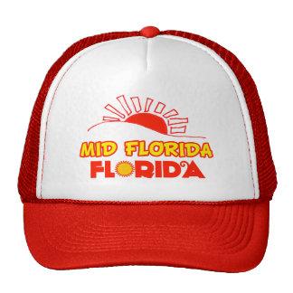 La mediados de Florida, la Florida Gorras De Camionero