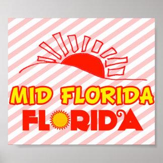 La mediados de Florida, la Florida Impresiones
