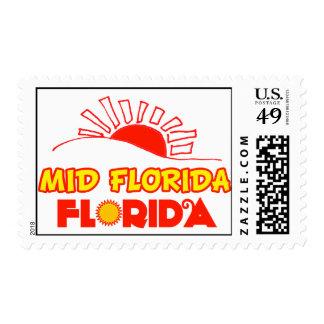 La mediados de Florida, la Florida Sellos
