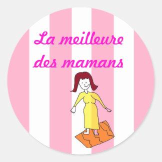 La meilleure des mamans stickers