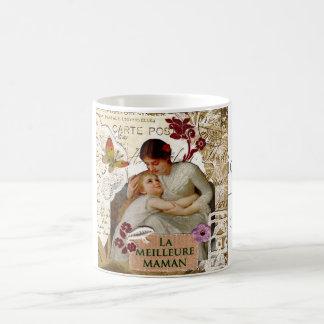 la meilleure maman coffee mug