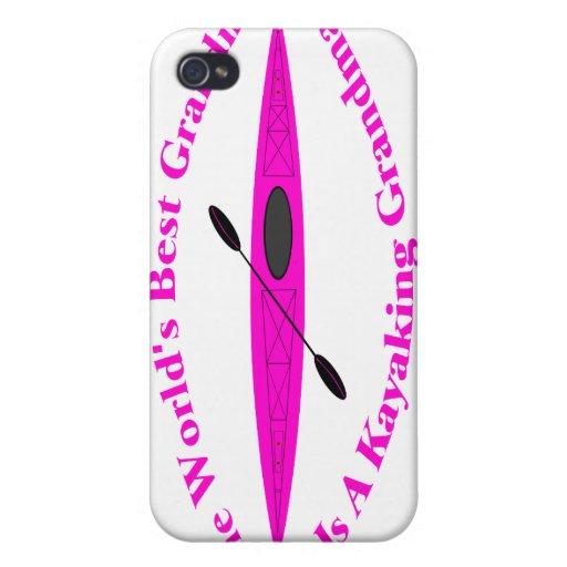 La mejor abuela del mundo (rosa) iPhone 4 coberturas