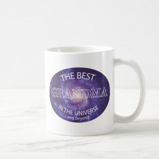La mejor abuela del universo taza de café