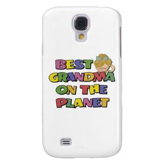 La mejor abuela en el planeta funda para galaxy s4