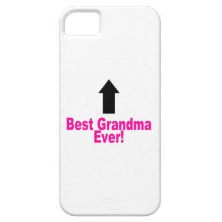 La mejor abuela iPhone 5 Case-Mate cobertura