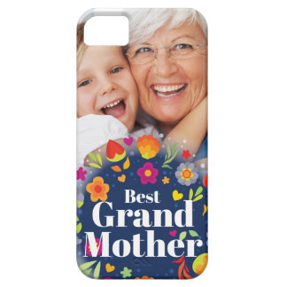 La mejor abuela funda para iPhone 5 barely there