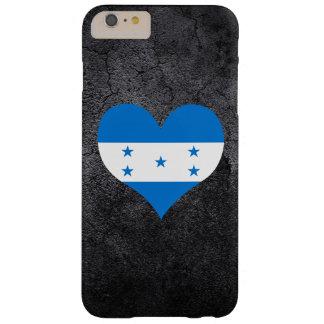 La mejor bandera del corazón del Honduran Funda Para iPhone 6 Plus Barely There