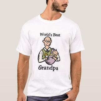 La mejor camisa del abuelo del mundo
