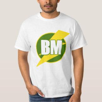 La mejor camisa del hombre (BM) - camiseta del