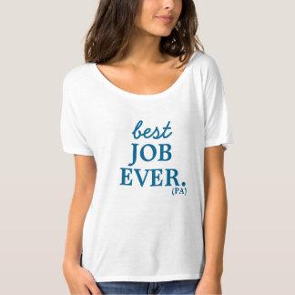 La mejor camisa del trabajo nunca