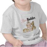 La mejor camiseta del bebé de los compinches