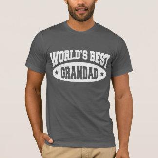 La mejor camiseta del GranDad del mundo - negro u